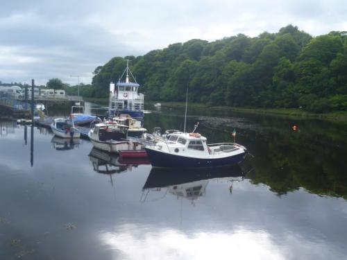 Boats in Donegal :)