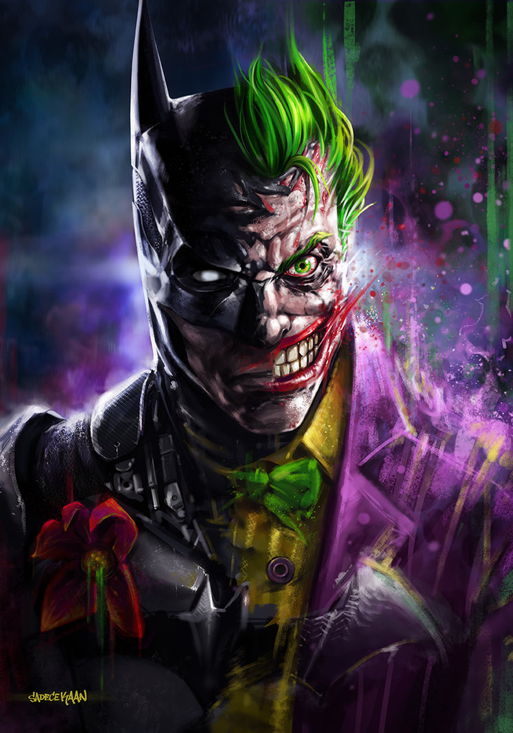 Name:  batman_v_joker__arkham_knight_style___video_by_sadecekaan-d919bxr.jpg