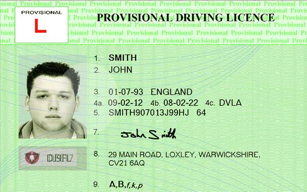 Room What Provisional - The Your Licence Goes Student On