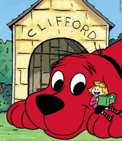 Cbeebies Clifford The Big Red Dog