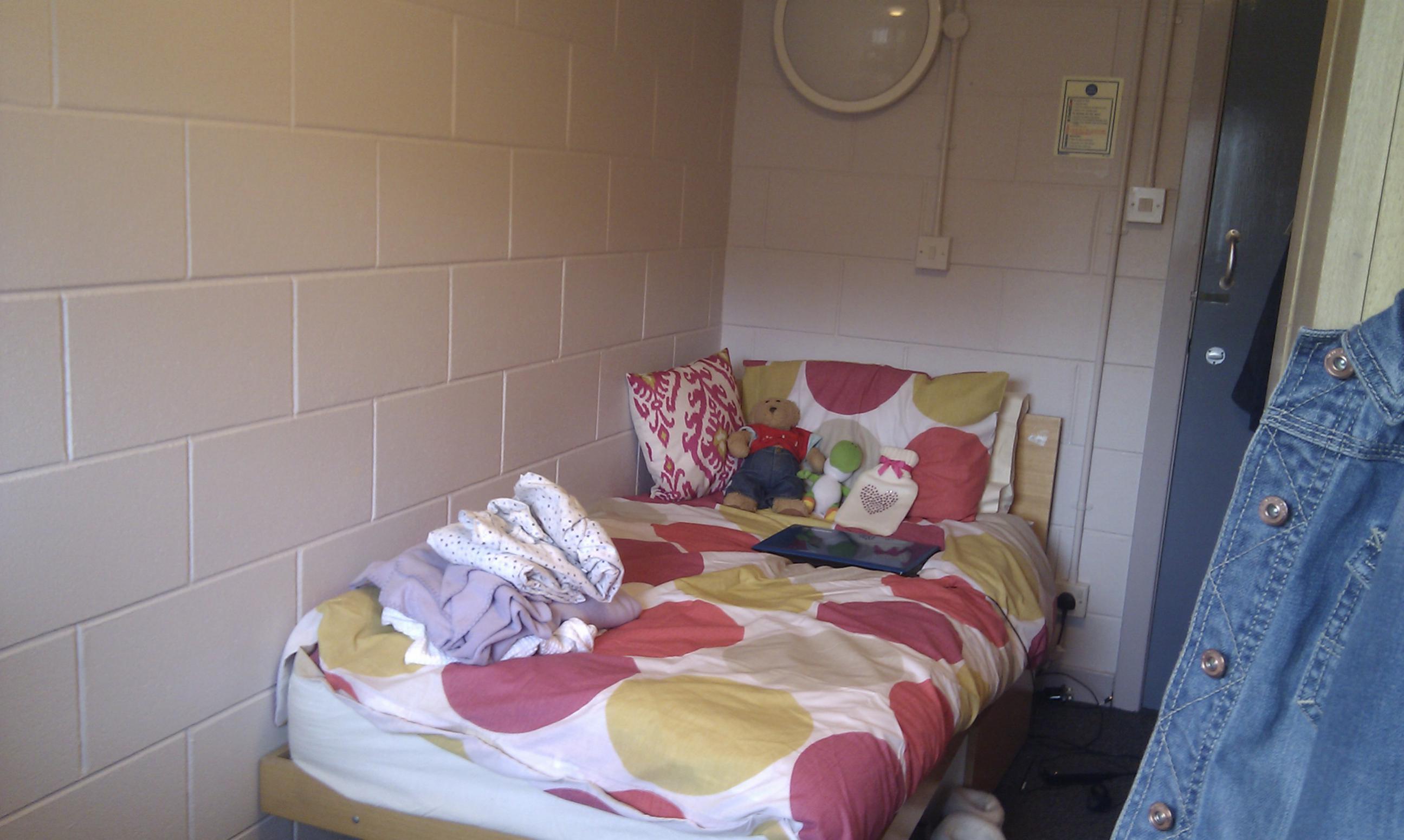Rgu Accommodation Student Room