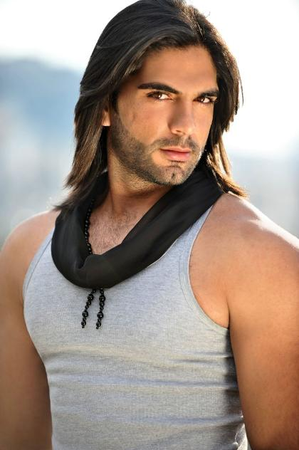 attractive iranian men