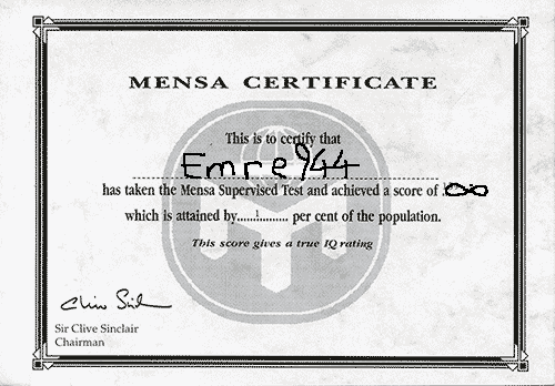 Name:  Mensa-IQ-Certificate-Anonymised[1].png Views: 1633 Size:  32.2 KB