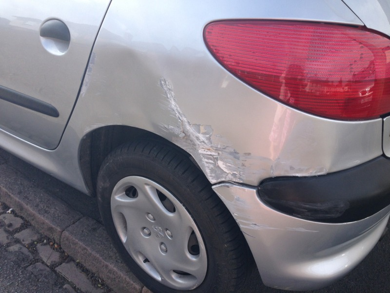Car Dents And Scratches Cost