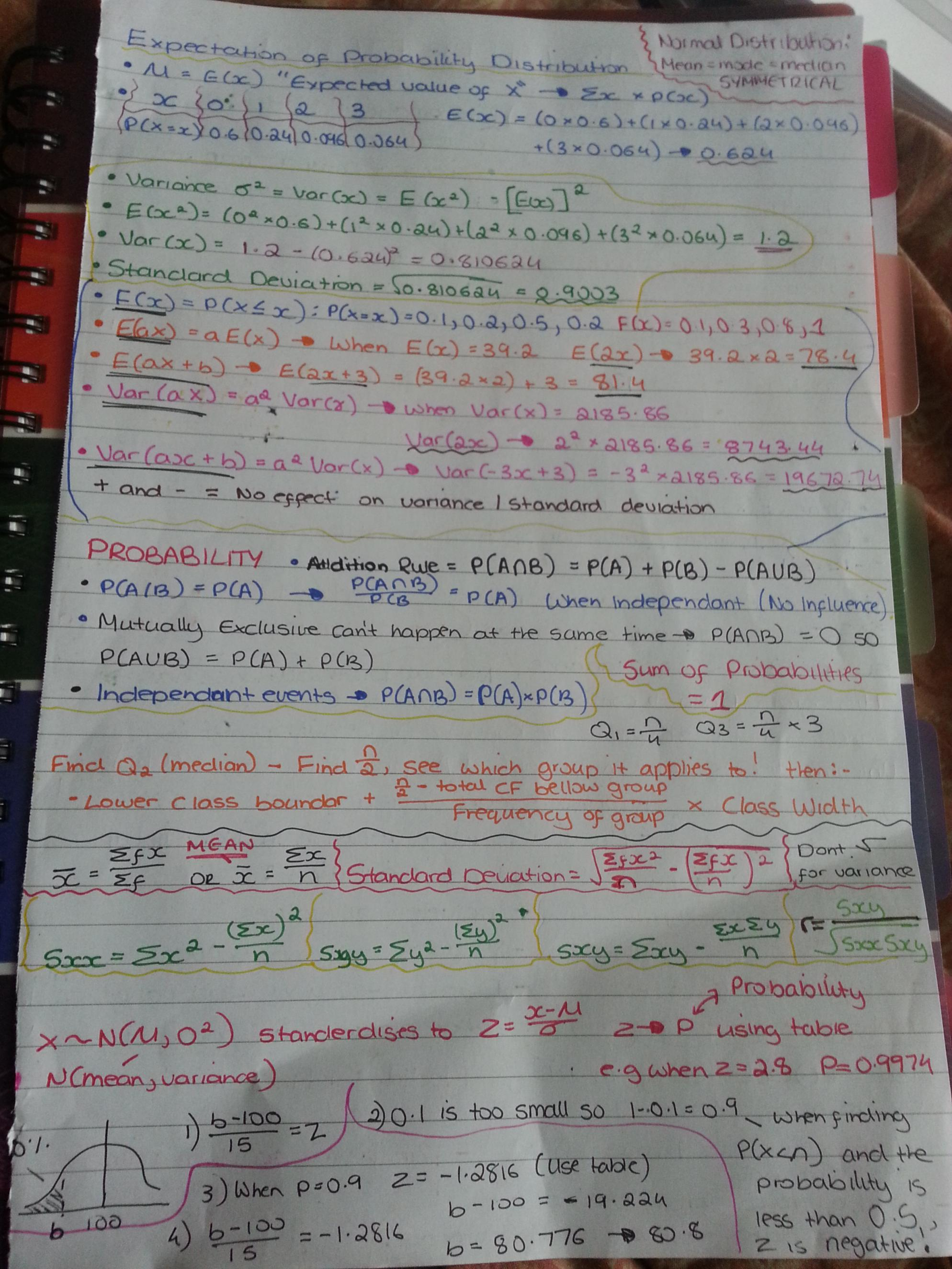 Student Room Gcse Aqa Core Science Revision Notes