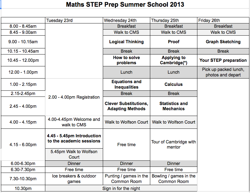Name:  STEP Timetable.png Views: 154 Size:  73.9 KB