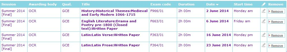 Name:  Exam timetable.JPG Views: 73 Size:  42.0 KB