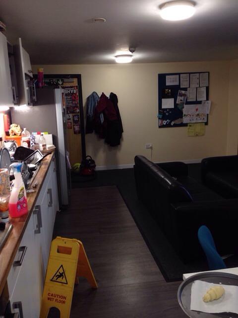 York St John Student Room