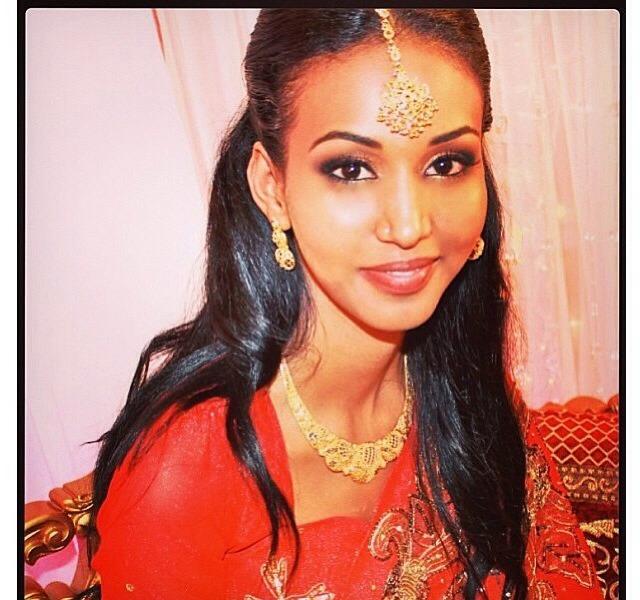 Are beautiful people somali Women in