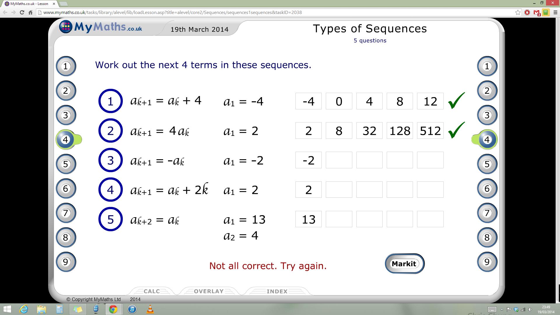 Modern My Maths Work Gift - Worksheet Math for Homework - kelrhas.info
