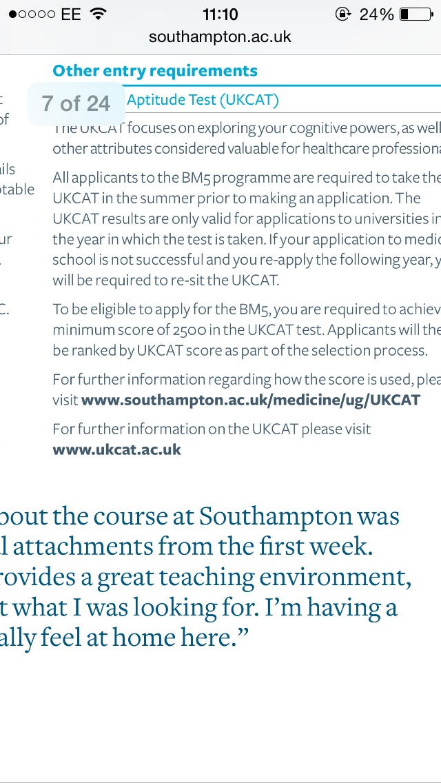 Ukcat  Student Room