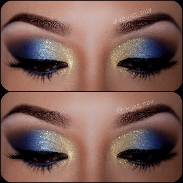 Makeup To Go With Navy Dress The Student Room