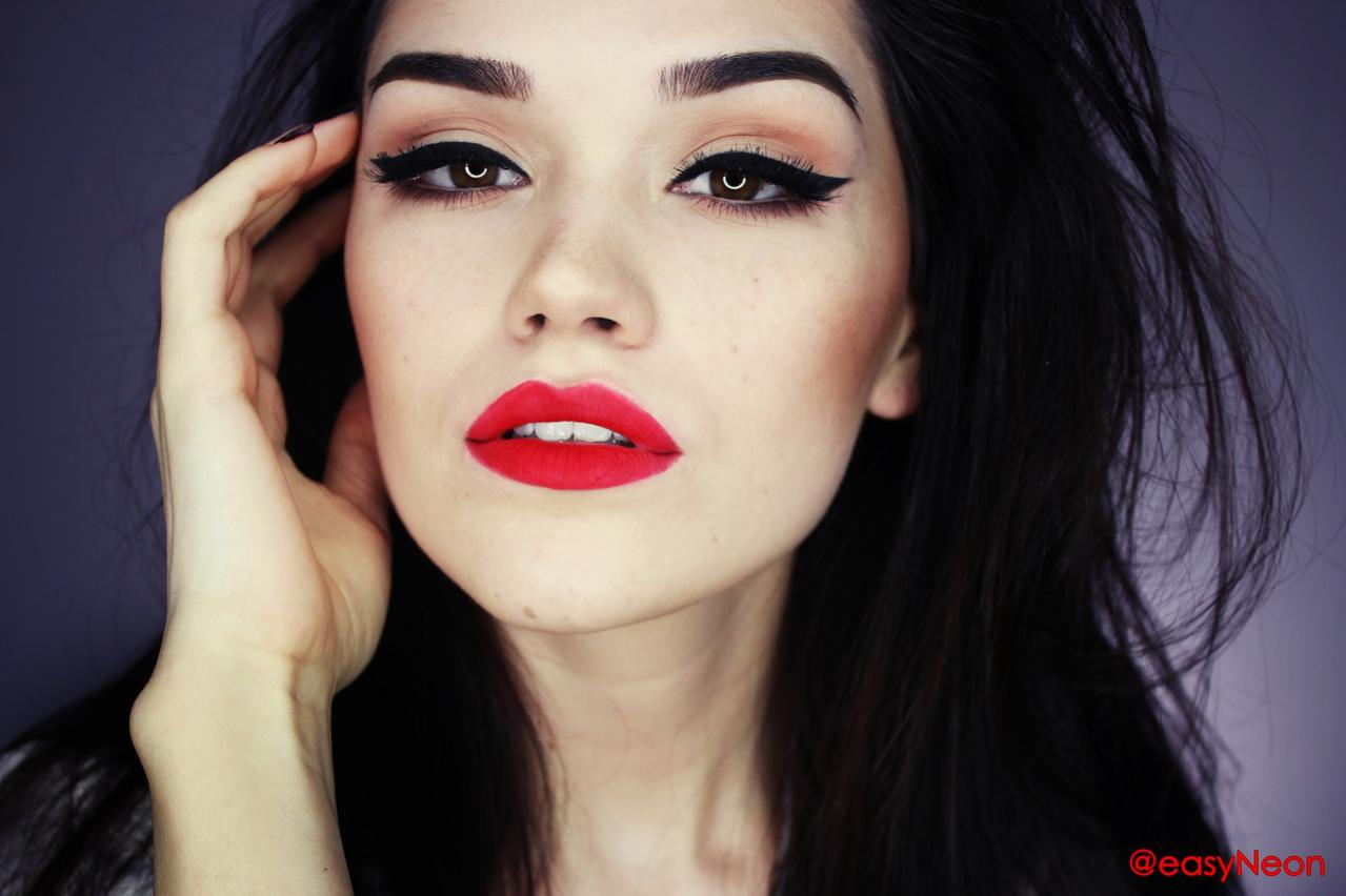 Black dress with red lipstick - Name Tumblr_n28jyrnaza1rzkz37o1_1280 Jpg Views 52115 Size 76 8 Kb