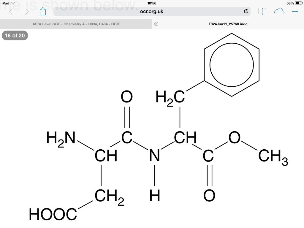 OCR Chemistry A2 F324: Rings, Polymers and Analysis, 9
