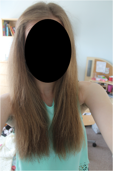 Unhappy with my hair what can I do? (pictures) The