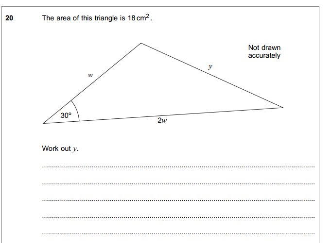 Aqa level 2 further mathematics paper 1 unofficial mark scheme could someone explain this question to me in steps please fandeluxe Image collections