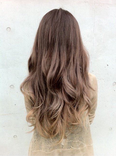 Pick a hair colour brownombre or light brown the student room attached images urmus Gallery