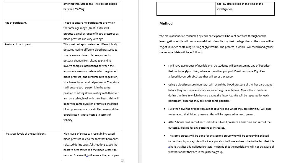 Edexcel a2 biology coursework help