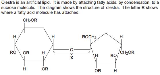 Biochemistry questions (lipids)                            Watch