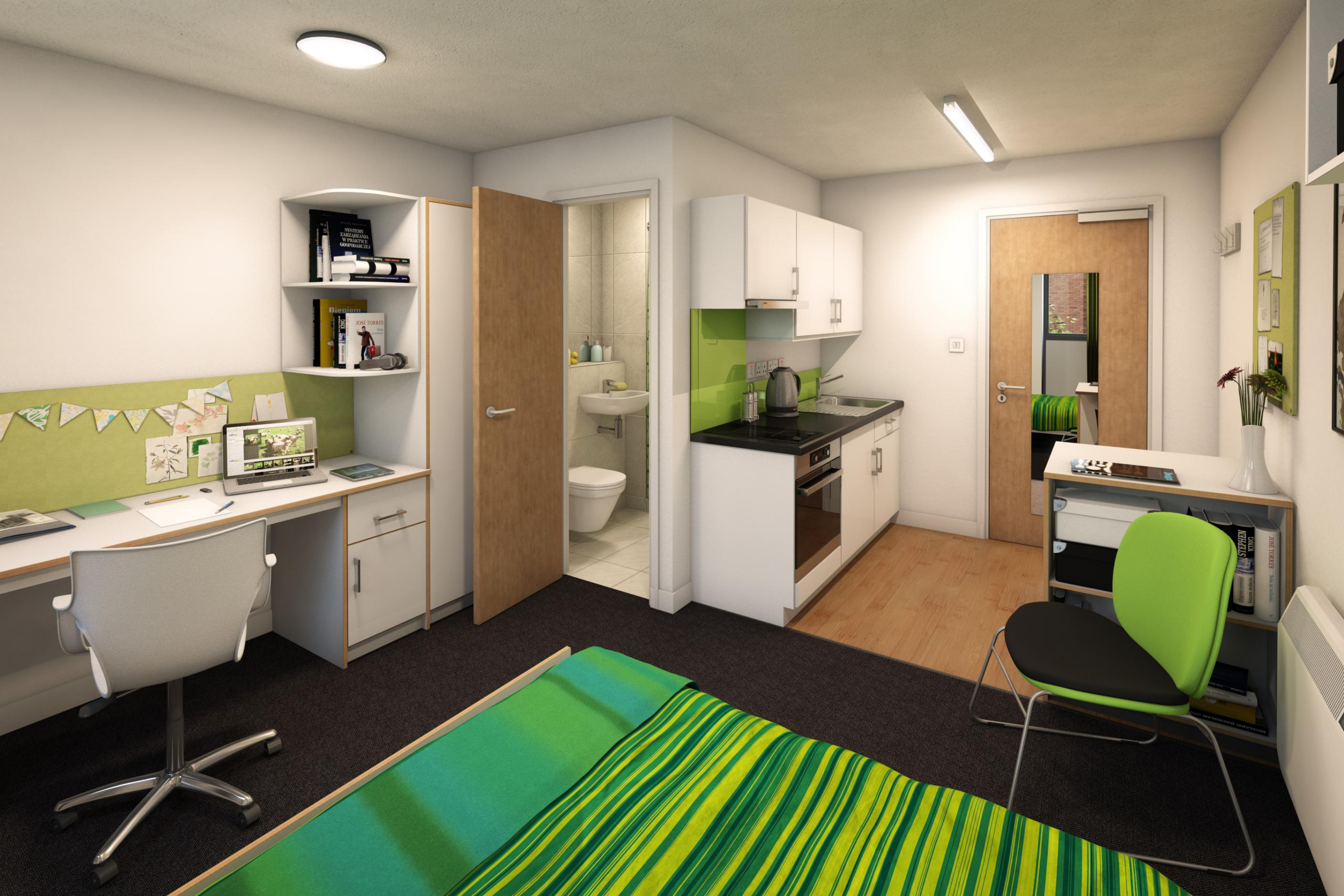 Postgraduate accommodation 2015 the student room for Einrichtungsideen studentenzimmer