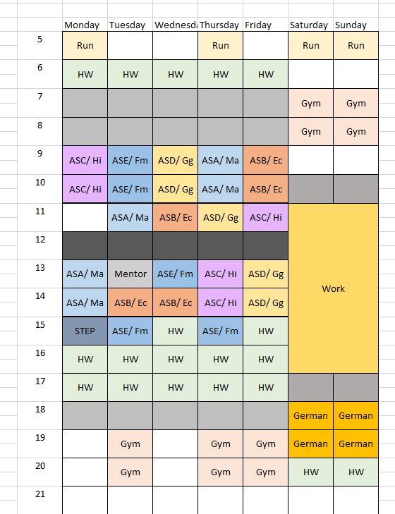University Of Birmingham Room Timetable