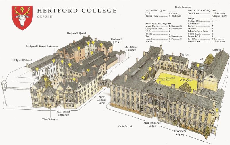 What Kind Of College Is Hertford College The Student Room