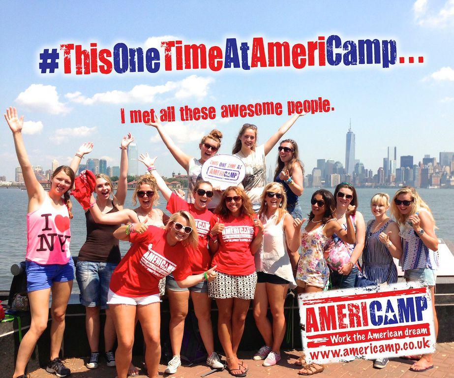 personal essay camp america