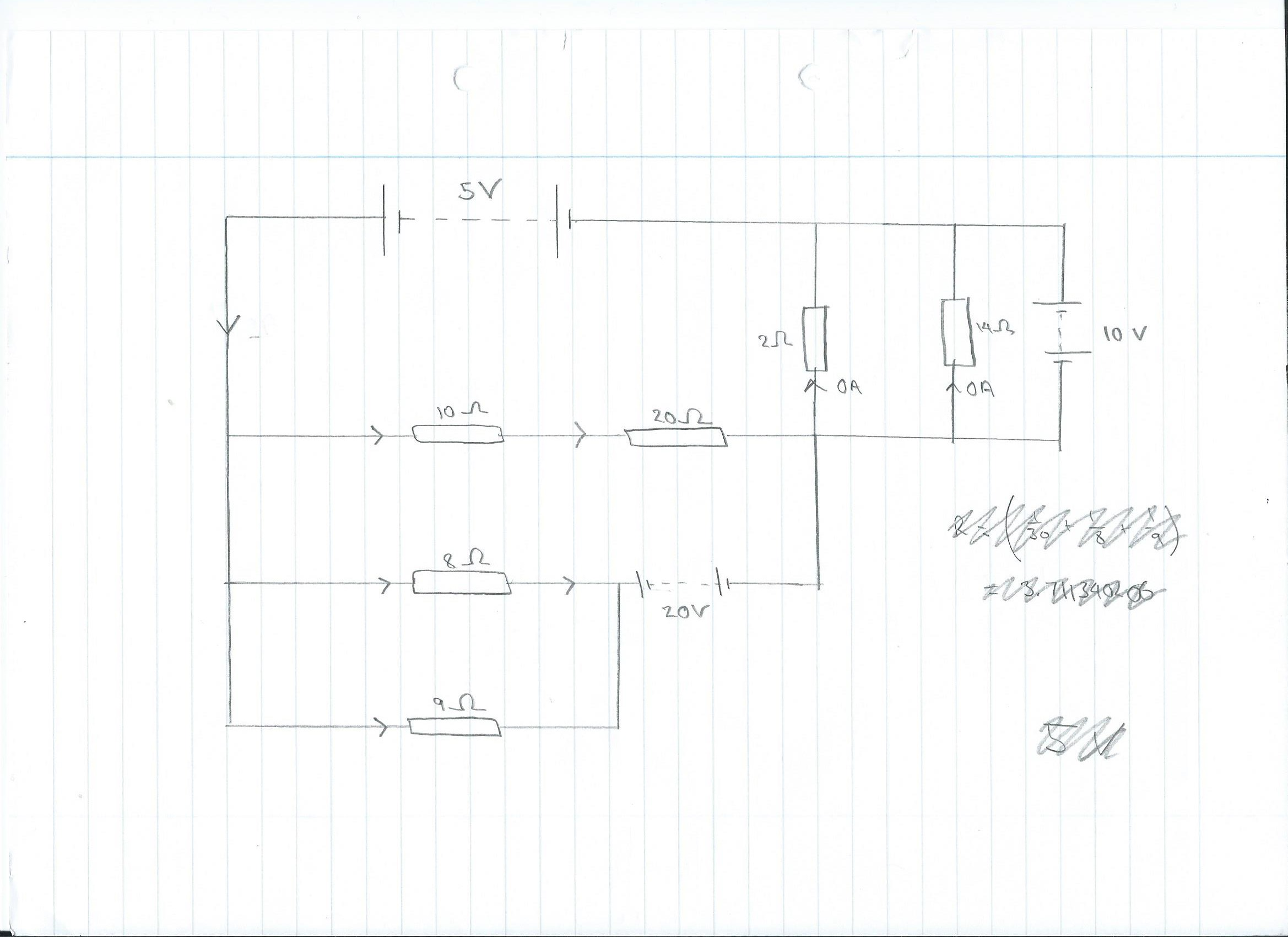 Circuit Diagram Physics   Physics Circuit Diagram The Student Room