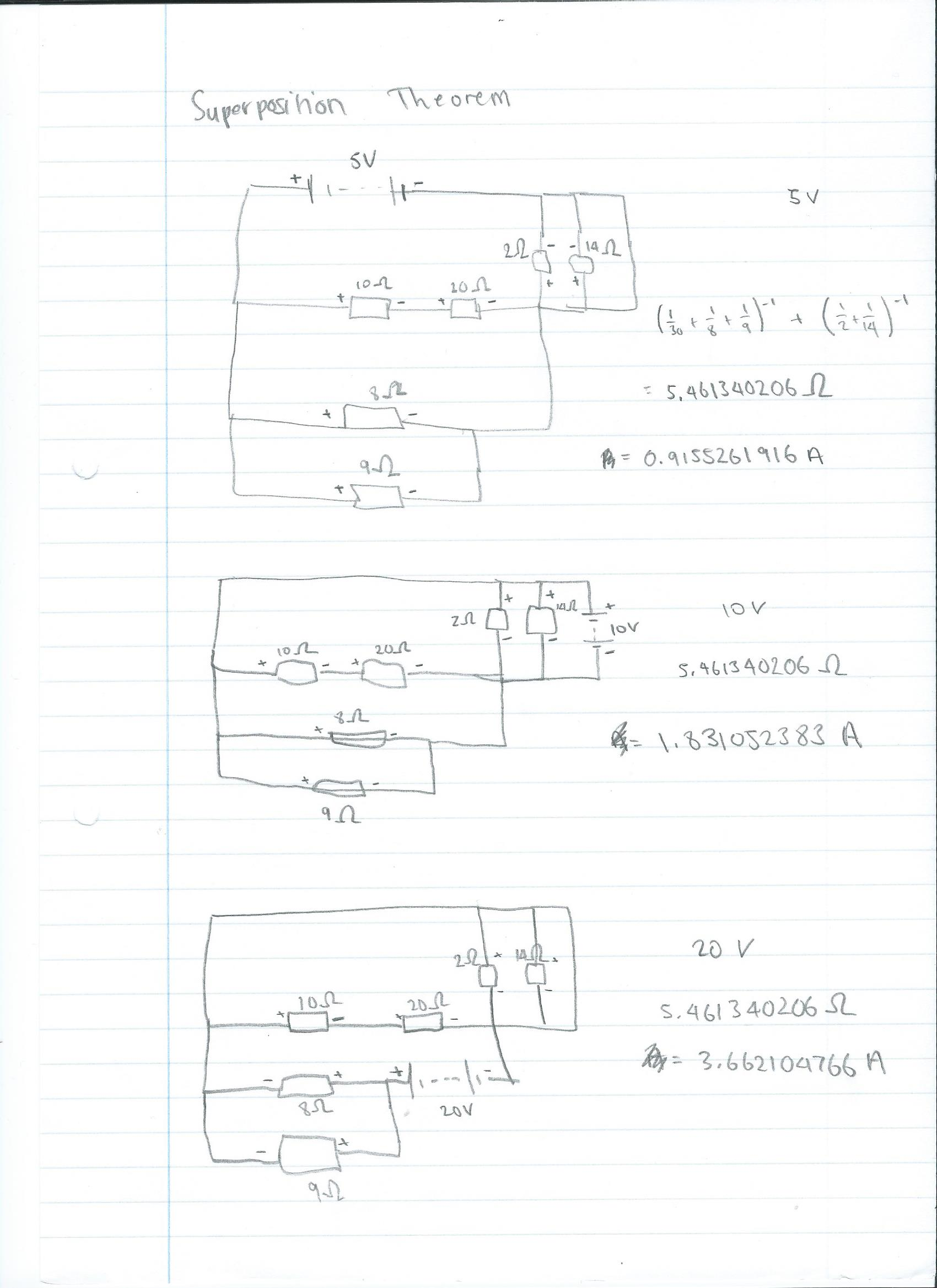 physics circuit diagram