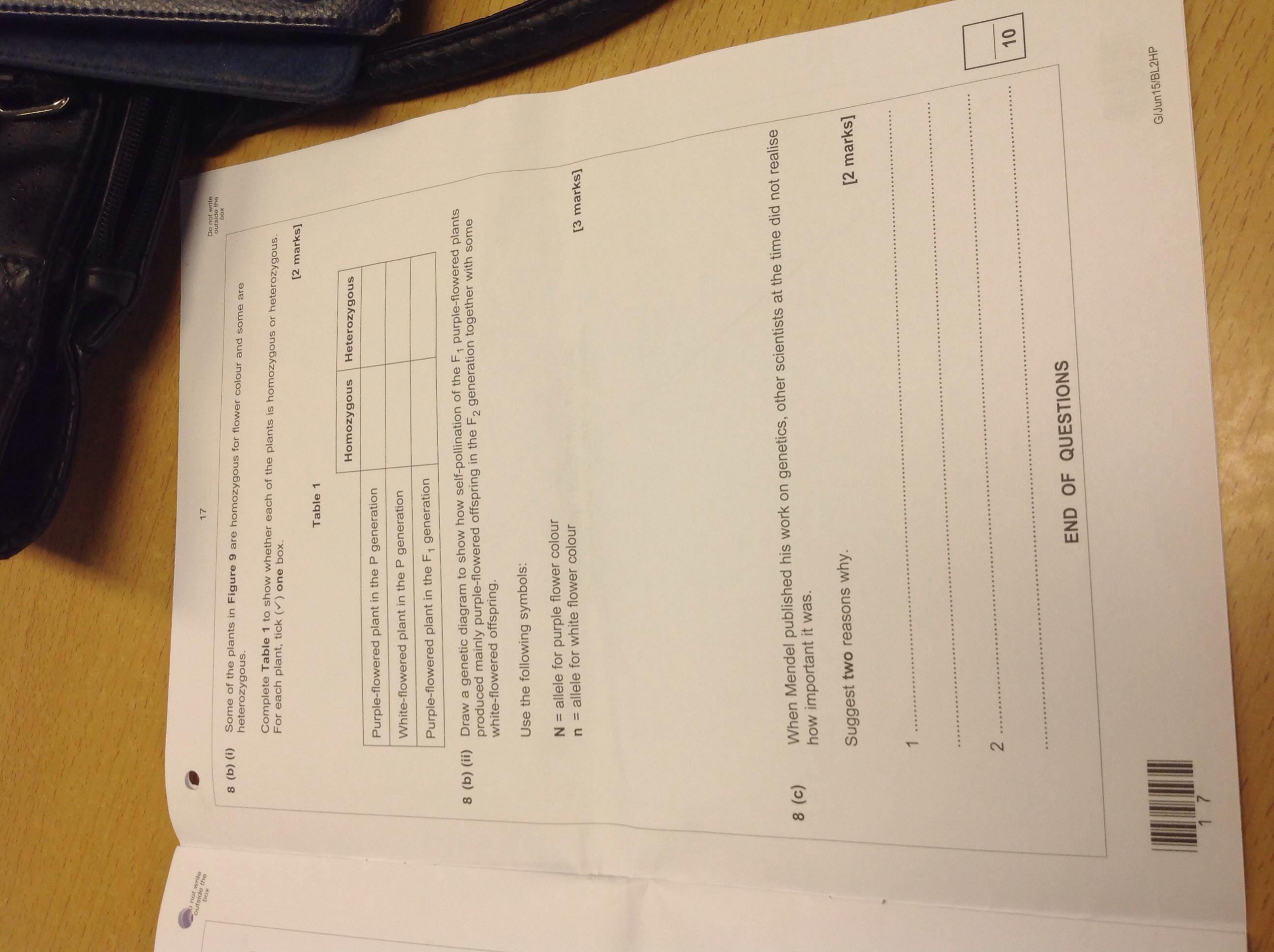 History gcse AQA grade! help!?