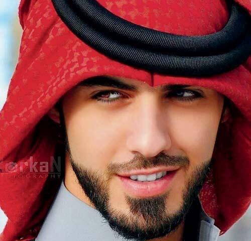 Hot saudi men