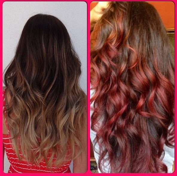 Should I Dye My Hair Red The Student Room