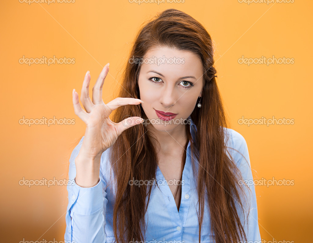 Name:  depositphotos_43718197--Young-woman-showing-small-amount-gesture.jpg