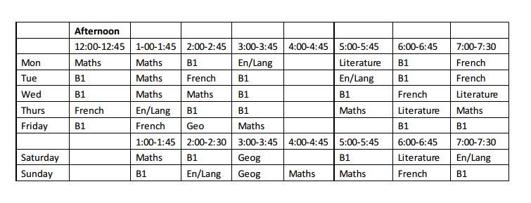 Name:  revision timetable.png