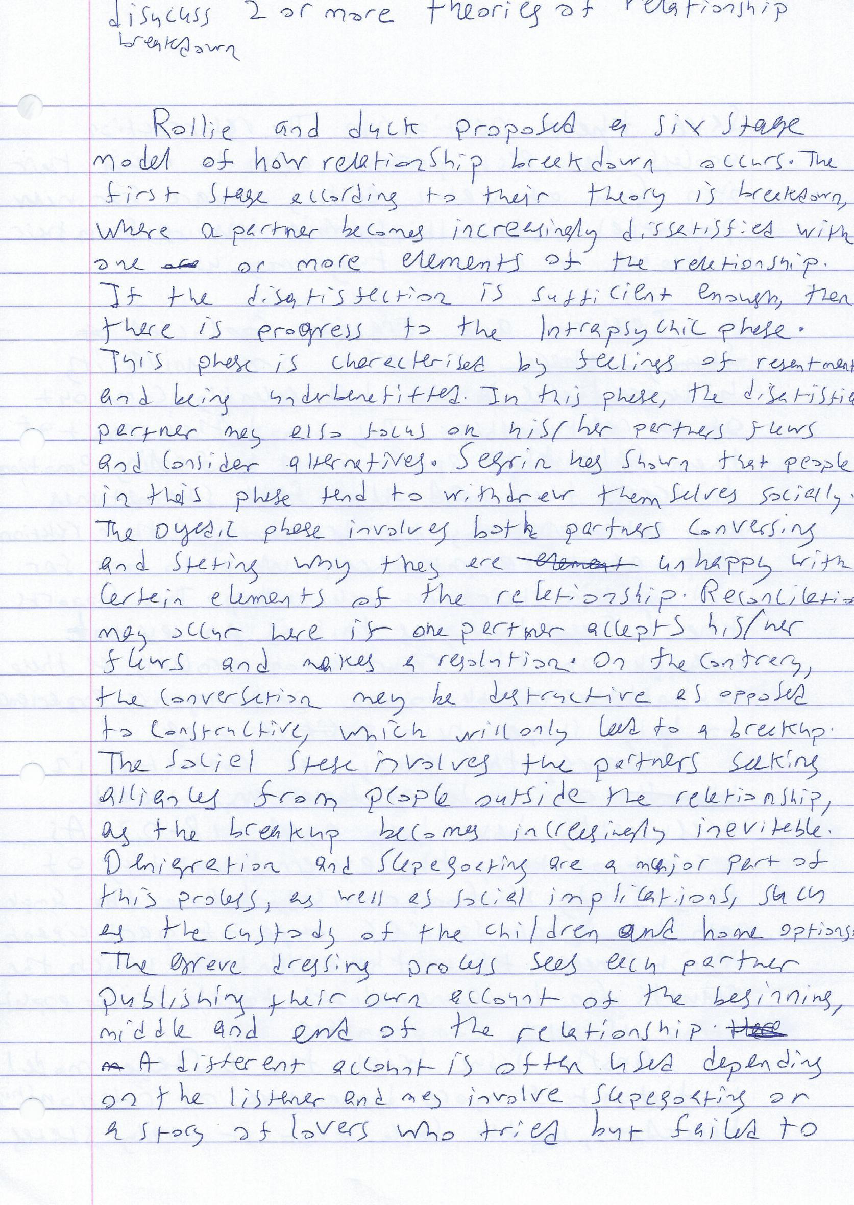 Descolorindo a barbaric essay