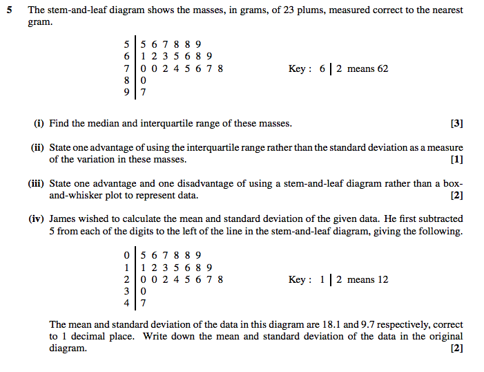 S1 meanstandard deviation the student room attached images ccuart Images
