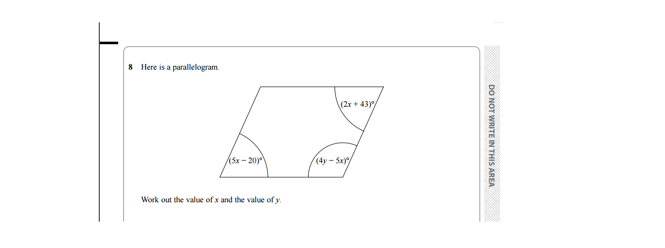 Help With Maths Question - The Student Room