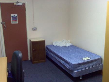 Dalton Ellis Hall Student Room