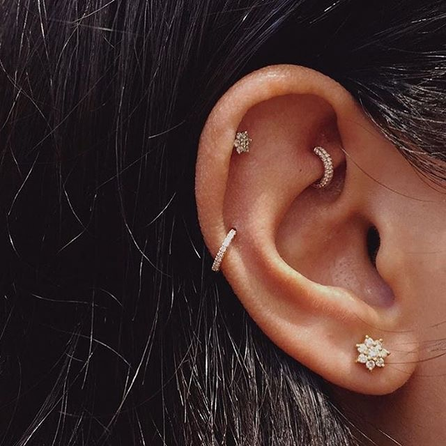 Ear Piercings Advice Cost Pain Names Etc The Student Room