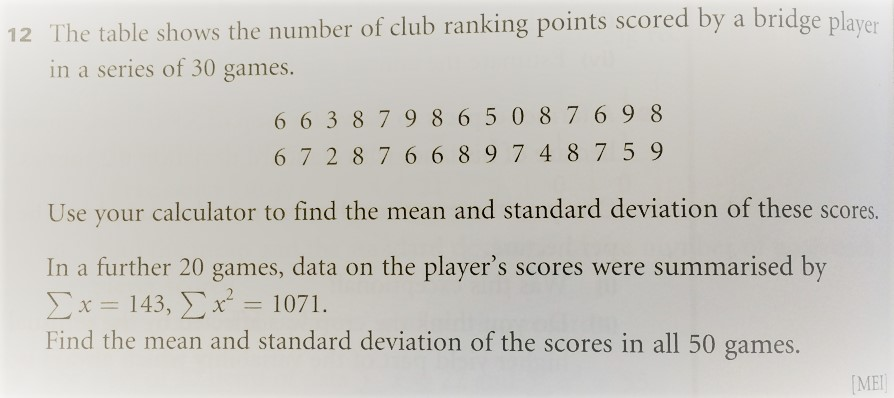 S1 stats standard deviation the student room attached images ccuart Images