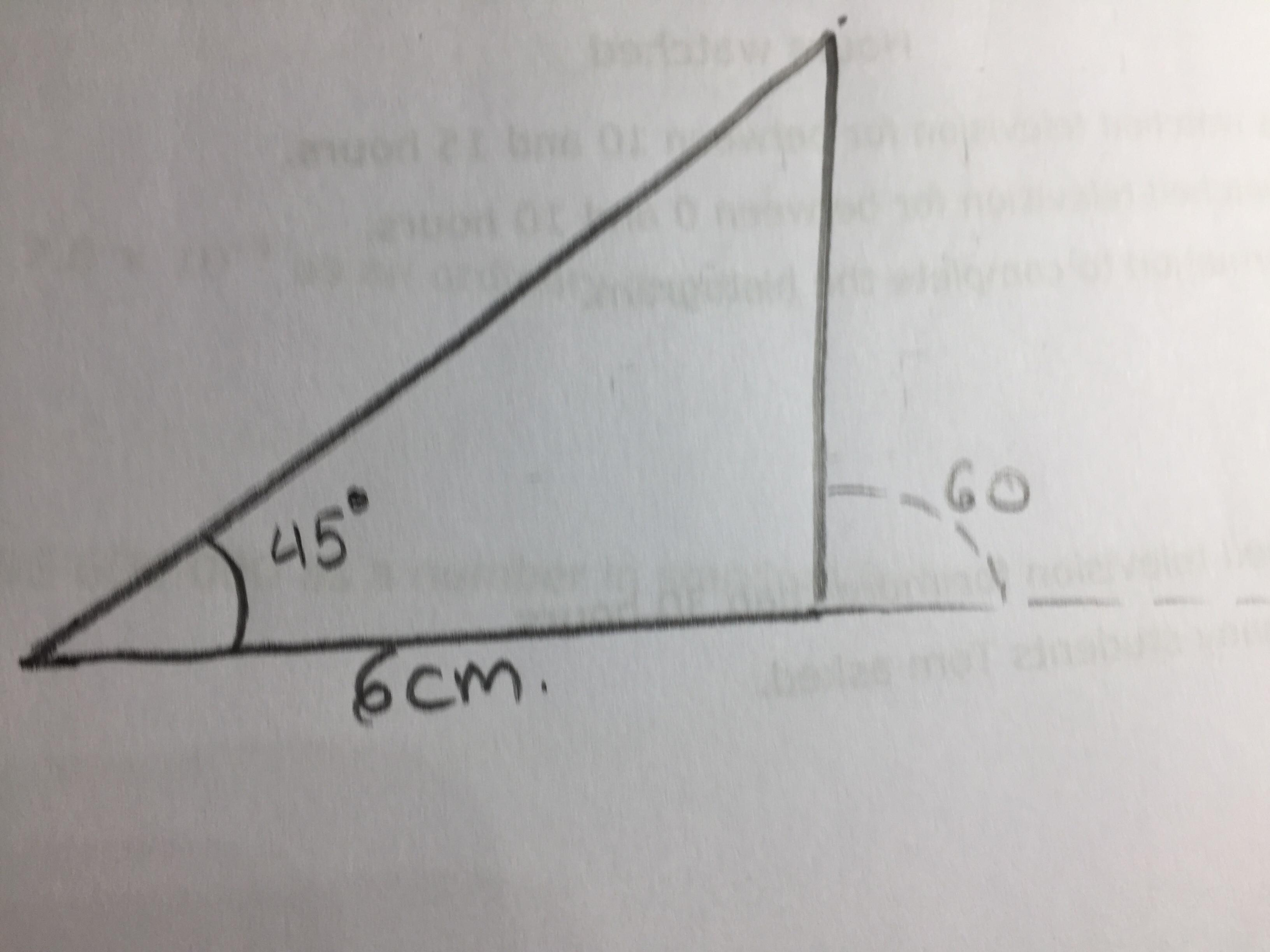 Hard trig maths question! GCSE level 8 - The Student Room