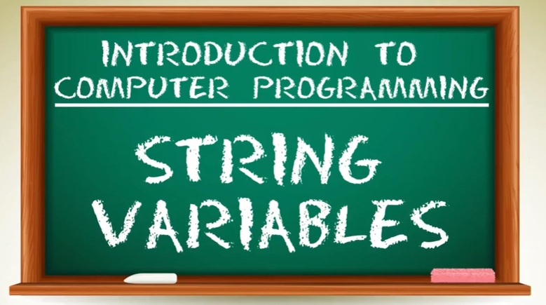 Name:  Introduction to Computer Programming (String Variables).jpg