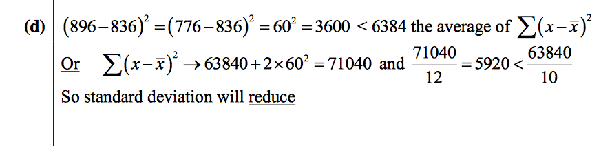S1 standard deviation the student room attached images ccuart Images