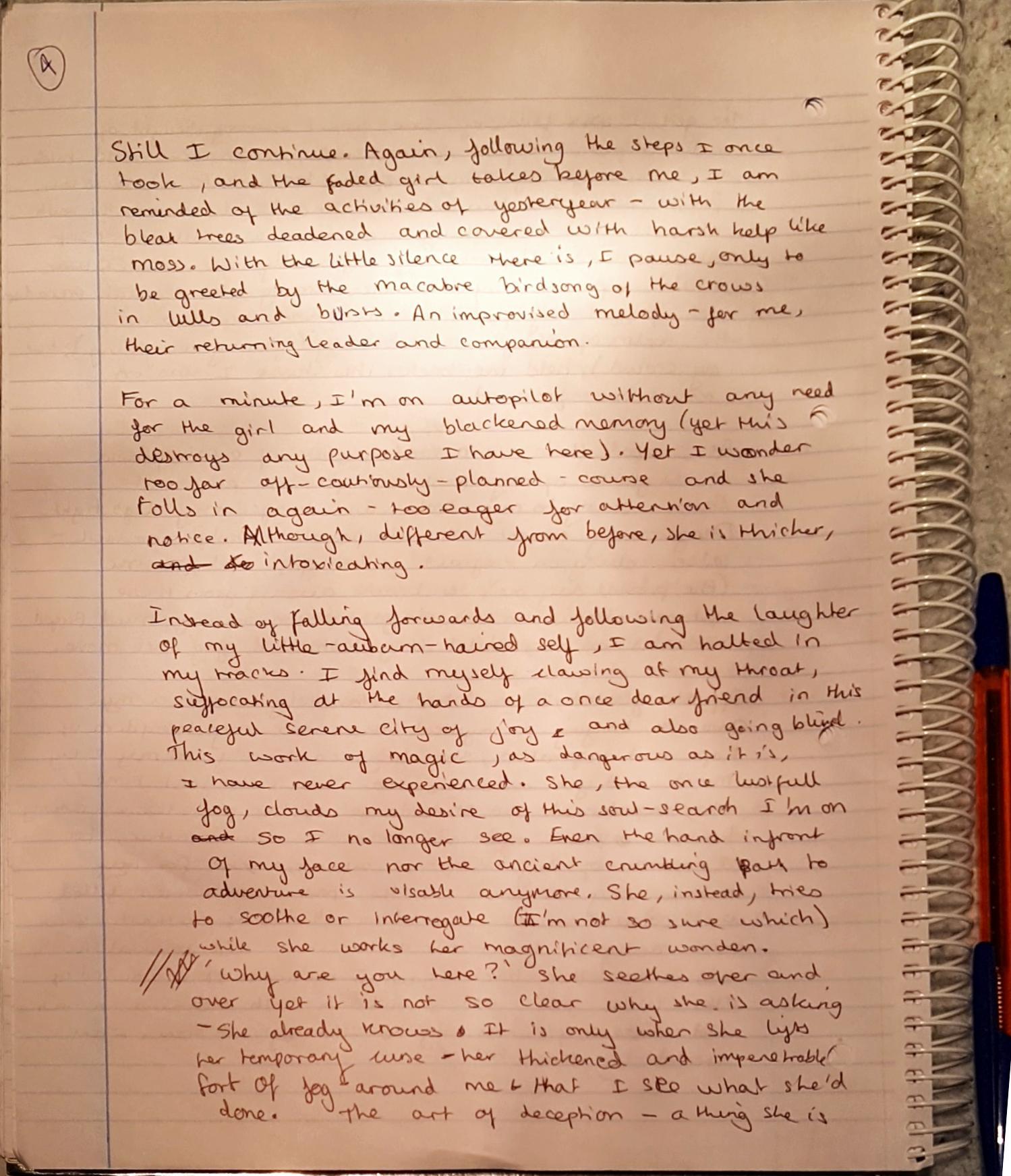 fresh start essay vancouver