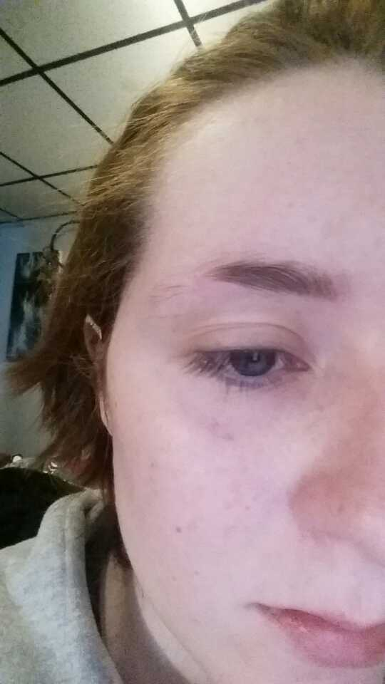 Over Plucked Eyebrows The Student Room