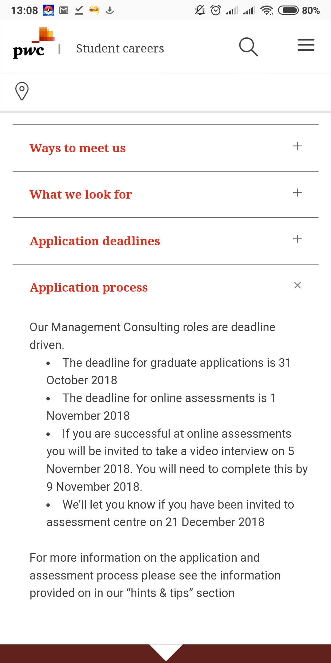 2019 Consulting Graduate Applications - Page 5 - The Student