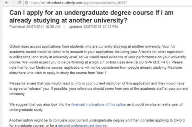 Can I re-apply to Oxford AND accept my offer from LSE