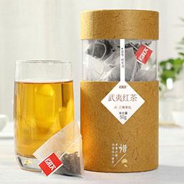 iced black tea - Lapsang Souchong Tea