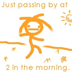 Name:  Just passing by.jpg Views: 38 Size:  14.6 KB