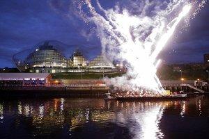Gateshead Showboat Festival